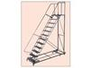 OPTIONS FOR HEAVY DUTY 600 LB. LADDER
