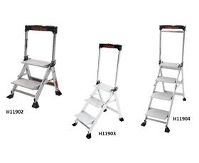 LITTLE GIANT® JUMBO STEP SAFETY STEPLADDER